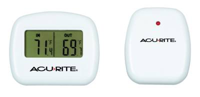 Acu-Rite 00782 Wireless Thermometer And Remote Sensor