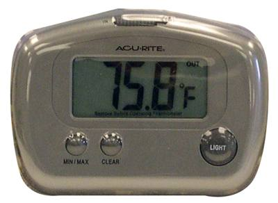 Acu-Rite 00888A2 Digital In door/Outdoor Thermometer