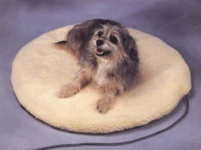 Medium Heated Pet Bed
