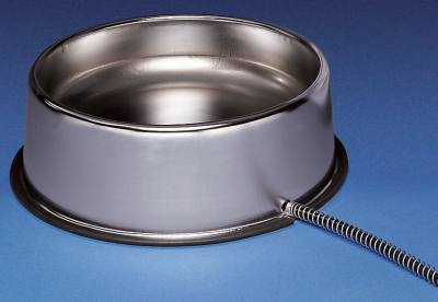 5 Qt. Heated Bowl Stainless