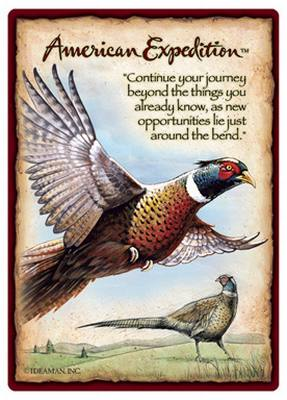 Pheasant Playing Cards