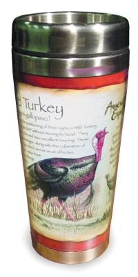 Turkey Steel Mug