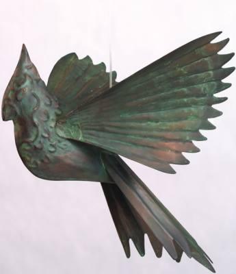 Cardinals Verdigris