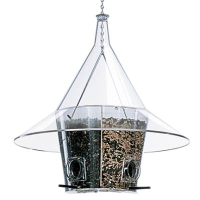Mandarin Feeder w/Dividers New Arch Ports