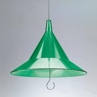 Mandarin Hanging Baffle–Green