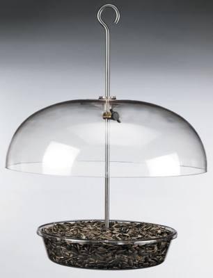 Vista-Dome Wild Bird Feeder