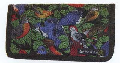 Birds Checkbook Cover