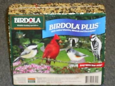 Birdola Plus Cake