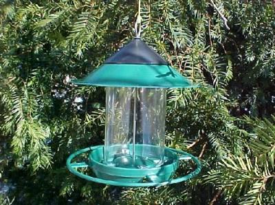 EZ Fill Bird Feeder Sunflower/Safflower