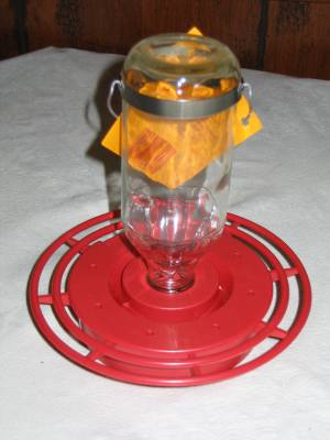 The Original Best-1 Hummingbird Feeder 8 oz.
