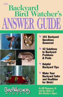 Backyard Bird Watcher's Answer Guide