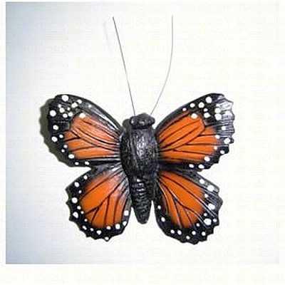 Monarch Butterfly Window Magnet CC52017