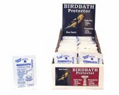 Birdbath Protector – Samples