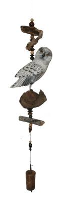 Snowy Owl Bell