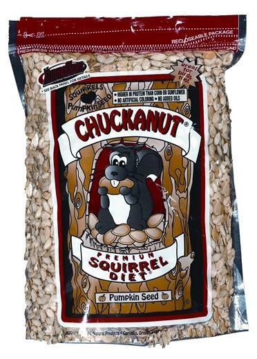 Chuck-A-Nut 10# Bag