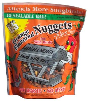 Orange Flavored Nuggets