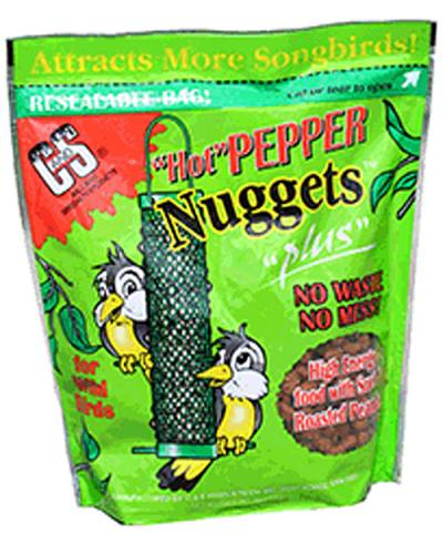 Hot Pepper Nuggets