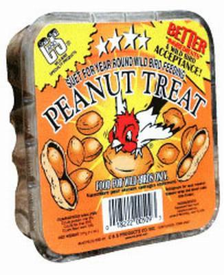 Peanut Treat Wild Bird Suet Cake 11.75 oz.
