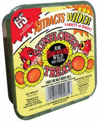 Sunflower Treat Wild Bird Suet Cake 11.75 oz.