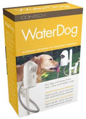 WaterDoo Auto Outdoor Pet Drinking Fountain