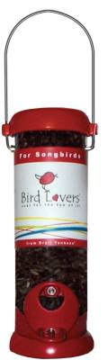 8in. Red Bird Lovers Seed