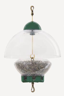 Big Top Bird Feeder – New Green