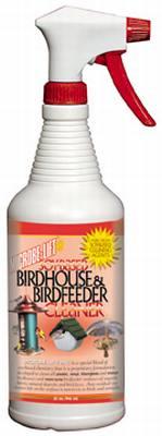 32oz. Bird House/Bird Feeder. Cleaner