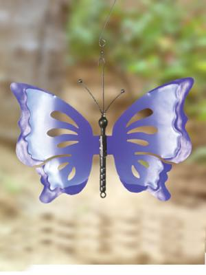 Blue/Violet Butterfly Small