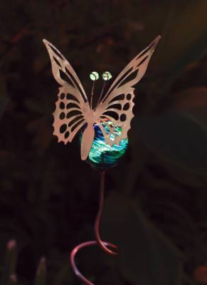 Illuminarie Butterfly Stake