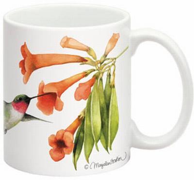 Ruby-Throated Hbird 15 oz Mug