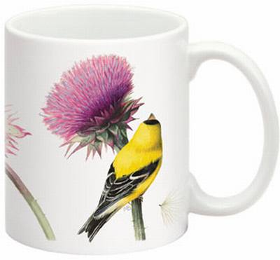Goldfinch 15 oz Mug