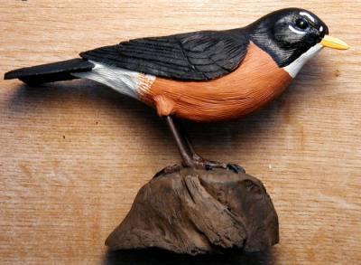 Robin (table piece)