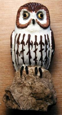 Owl (table piece)