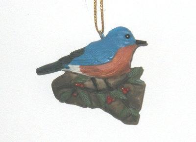 Bluebird w/Holly