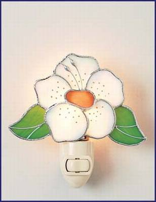 Magnolia Night Light
