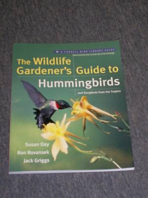 Wildlife Gardeners Guide Hummingbirds