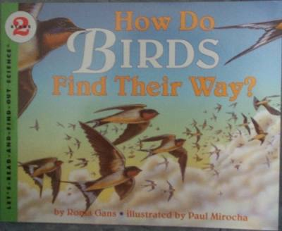 How Do Birds Find Their Way