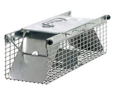 Small Squirrel Trap 18X5X5 Humane Live Animal Cage Traps