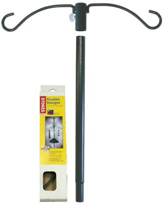 Stokes Select Double Hanger With Pole Extender