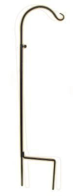 60-90 in. Adjustable Crane Single Shepherd Hook