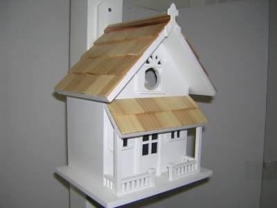 Victorian Cottage Birdhouse