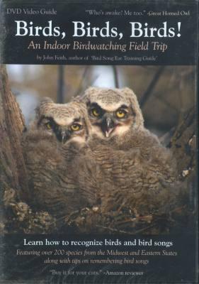 Birds, Birds, Birds DVD