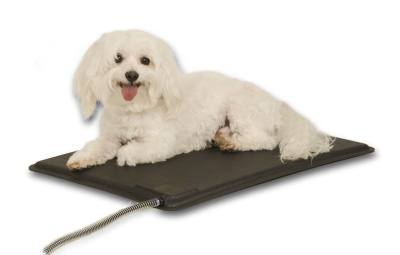 "Small Lectro Kennel Warming - Heating Pad 12.5"" x 18.5"" 40 watts"