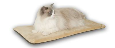 Thermo Kitty Mat 15.5in.X25in. Mocha