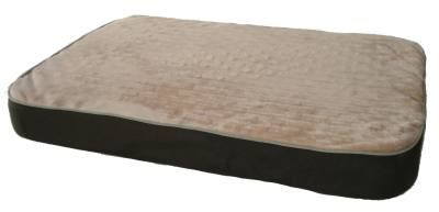 Memory Sleeper Small Mocha 18in.X26in.X3.75in.