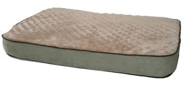 Memory Sleeper Medium Sage 23in.X35in.X3.75in.