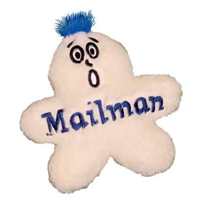 Funny Fleece Mailman