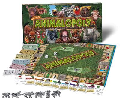 Wild Animal-Opoly