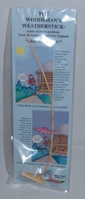 Woodsman Weatherstick (Poly Bag)