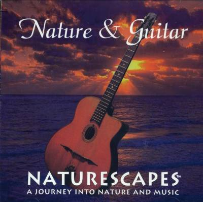 Nature and Guitar CD